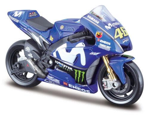 Yamaha Valentino Rossi #46 2018 1:18 Model MAISTO