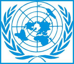 Men-039-s-Ladies-T-SHIRT-politics-peace-harmony-UN-LOGO-United-Nations-unity