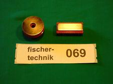 Fischertechnik Elektromagnet mit Feder