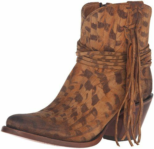 Lucchese Lucchese Lucchese femme Robyn main ciselée Feather Chaussons-Choix Taille couleur. cb902d