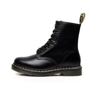 Bottines-Boots-Doc-Martins-Homme-Cuir-Bottes-Automne-Hiver-For-Men