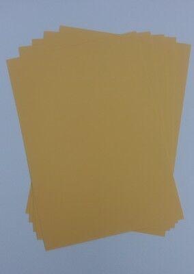 A4 Naturale 100% Riciclato Marrone Kraft Artigianato Carta 170gsm-matrimoni, Inviti-mostra Il Titolo Originale