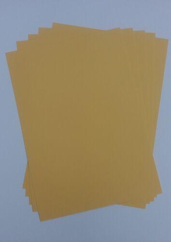 INVITI A4 naturale 100/% Riciclato Marrone Kraft Artigianato Carta 170gsm-matrimoni