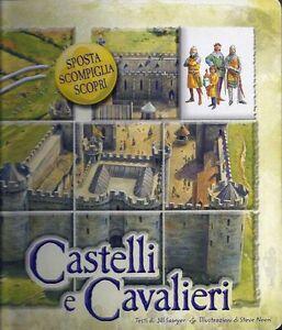 castelli e cavalieri  Dettagli su Castelli e cavalieri. Sposta, scompiglia, scopri. Libro puzzle  di Jill Sawyer, S