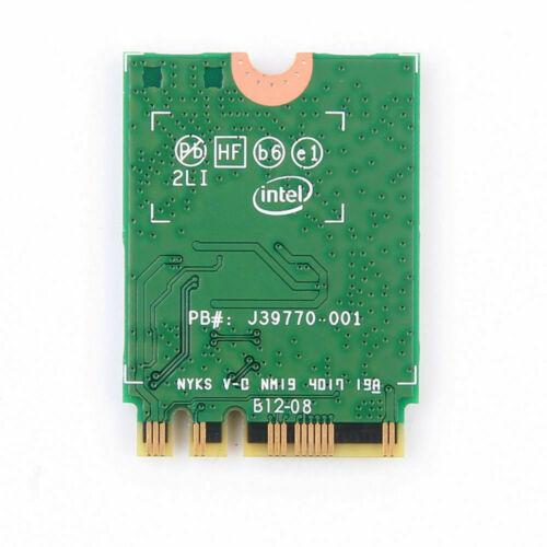 Desktop Intel 9260 WiFi Card 2.4//5G 2x2 802.11ac 1730Mbps Bluetooth 5.0+Antennas