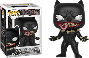 Venomized-Black-Panther-Funko-Pop-Vinyl-New-in-Mint-Box-Protector
