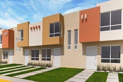 Amplia Casa de 3 Habitaciones con Una Habitación en planta baja. A 5 min del Mexibús.