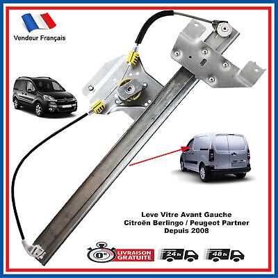 Para Citroen Berlingo B9 08 /> En Delantero Derecho Lado del conductor regulador de ventana eléctrica