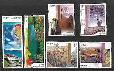 HONG KONG-CHINA, 2003, WORLD HERITAGE, UNESCO, SG 1198-03  MNH SET,