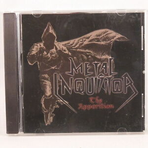 METAL-INQUISITOR-The-Apparition-CD-2008-R-I-P-Records-NEW