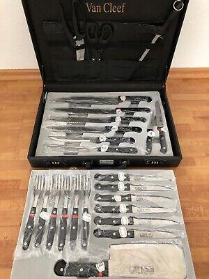24-teiliges Messerset Senility VerzöGern