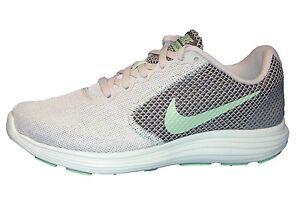 819303 Schuhe Turnschuhe Mint Grau 013 3 Sneaker Neu Nike Revolution Damen Lauf 8wOvmNn0