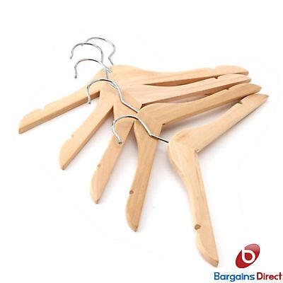 Metodico 20 X Ikea Per Bambini In Legno Vestiti Appendiabiti Baby / Bambino / Kids Legno Coat Hanger-