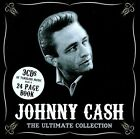 The Ultimate Collection by Johnny Cash (CD, Oct-2008, 3 Discs, Union Square Music)