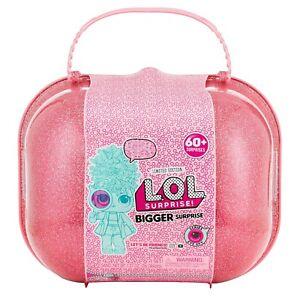 NEW-L-O-L-LOL-Surprise-Limited-Edition-Doll-Bigger-Surprise-60-Surprises
