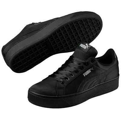 Puma Vikky Platform Women schwarz Damen Freizeitschuhe Sneaker 365239 02 | eBay
