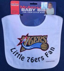 NBA-Philadelphia-76ers-Basketball-Baby-Bib-NEW