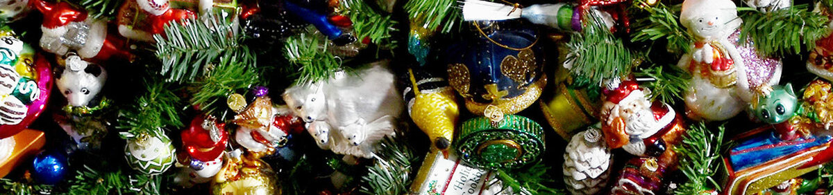 Shop Event Spruce Up Your Tree Find the perfect ornament for your style.