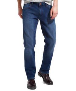 Brushed Jeans Greensboro W15qdj94q Wrangler Blu nqpwXn0xT
