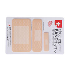 1pcs Cute Band Aid Memo Pad Sticky Note Pads Note Creative Stationery Suph3