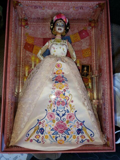 New Barbie Signature Collector: Dia De Muertos 2020 Doll  Mattel Day of the Dead