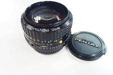SMC Pentax A 1,4 / 50  mm   Objektiv mit PK Bajonett