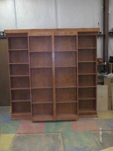 Murphy-Library-Bed-TWIN-Kit-Real-Plywood-Cut-and-Drilled