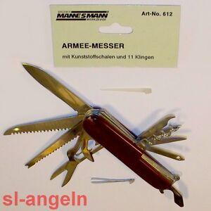 Armee-Messer-Brueder-Mannesmann-Klappmesser-11-Werkzeuge-Taschenmesser-Angler