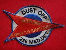 Vietnam War Patch US Army 236th Medical Detachment DUSTOFF