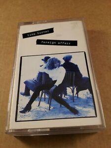 Tina-Turner-Foreign-Affair-Vintage-Tape-Cassette-Album-from-1989