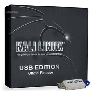 Details about KALI LINUX 16GB USB - Sniffing-Spoofing-WiFi-Reverse  Eng-Password Hacking Tools