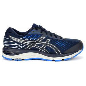 ASICS Men's Gel-Cumulus 21 Midnight/Midnight Running Shoes 1011A551.402 NEW