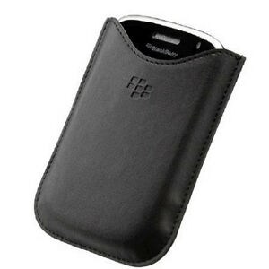 Nero-Tasca-Tasca-Custodia-Cover-per-Blackberry-Bold-9000-Torch-9800