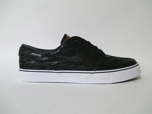 Image is loading Nike-SB-Stefan-Janoski-Civilist-Black-White-River-