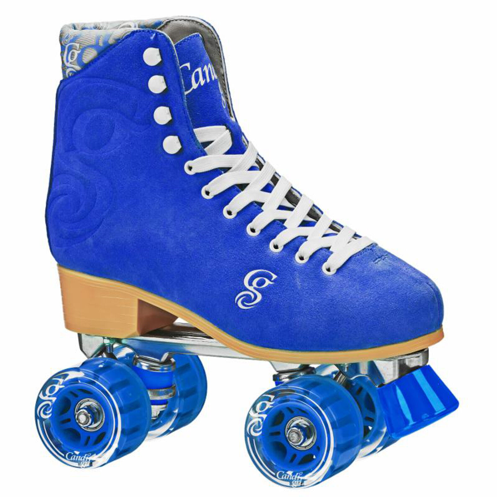 Nouveau Bleu Candi Fille Carlin Bleu Nouveau Patin à Roulette Filles Femmes Taille 3-11 2f7ecf