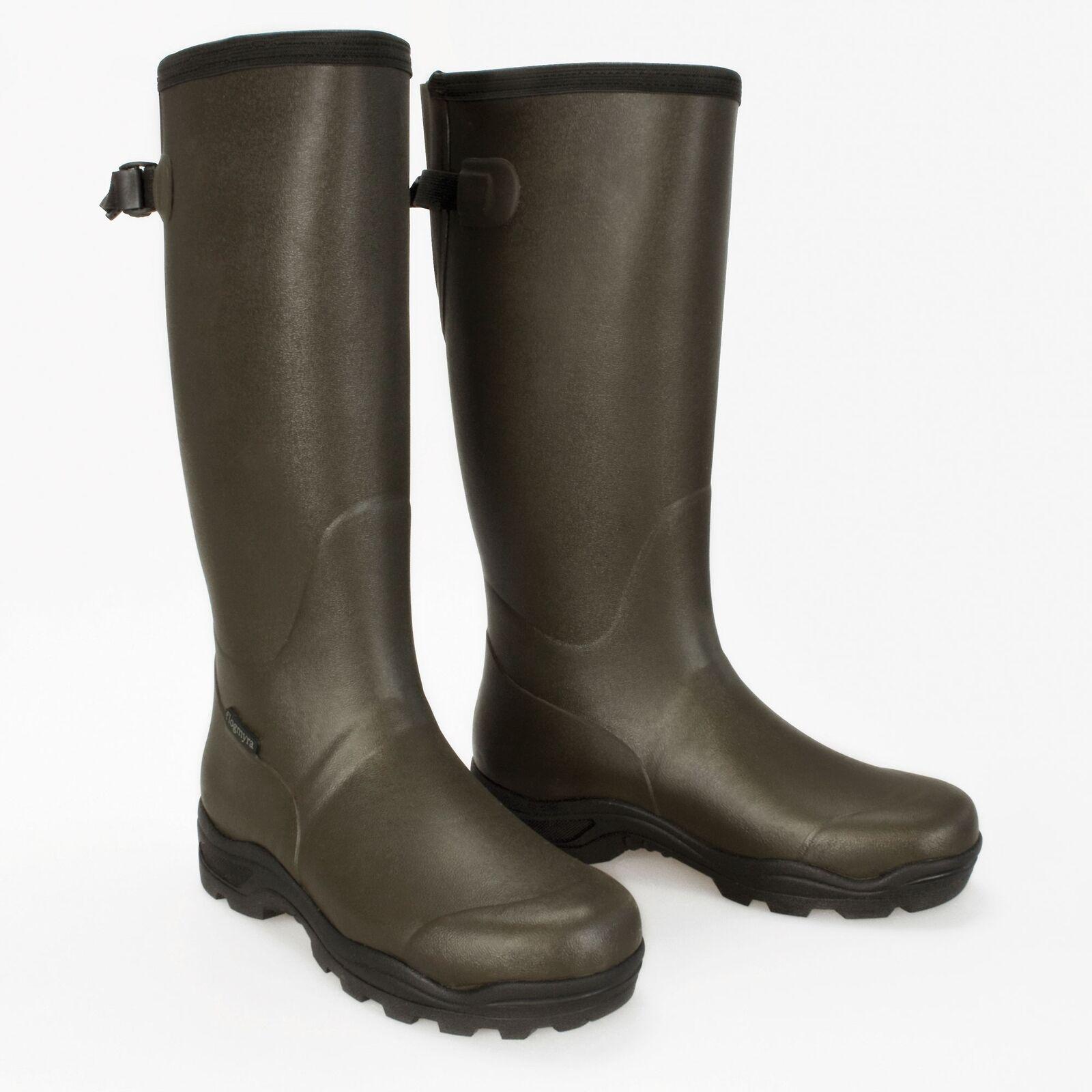 Bombardiere Myra Stivali di Gomma Mis. 36-47 - Angel Stivali Stivali pioggia vero Stivali di gomma