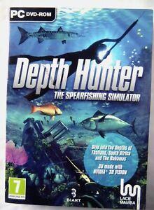 66082-Depth-Hunter-The-Spearfishing-Simulator-NEW-SEALED-PC-2012-Windo