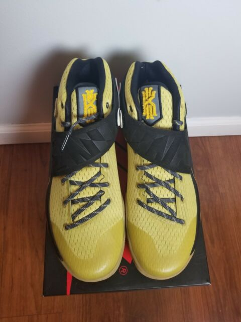 promo code bfcf3 e7e8d Nike Kyrie 2 as All Star Celery Varsity Maize Black 12 835922-307 Irving