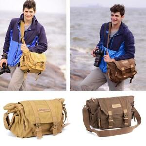 Durable-Canvas-Camera-Bag-Shockproof-Shoulder-Messenger-for-Canon-Sony-Nikon