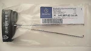 Genuine Mercedes-Benz Instrument Cluster Removal Pulling Hooks Tool