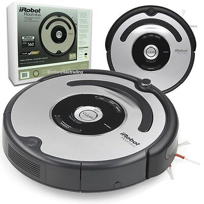 iRobot Roomba 560 Automatic Vacuum Cleaner Robot Includes Dock
