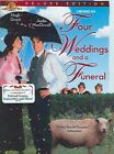 Four Weddings and a Funeral 0027616133670 With David Bower DVD Region 1