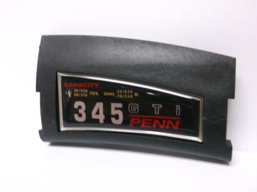 Top Spacer Bar 37A-345 345GT PENN CONVENTIONAL REEL PART