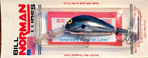 One Package Vintage Bill Norman Lures Jointed Doo-Dad Choice of Color