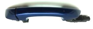 OEM Volkswagen Passat Right Passenger Side Front Exterior Door Handle Reef Blue