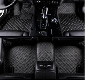 ACURA RDX MDX TLX ILX ZDX RLX TL CDX Waterproof Nonslip Carpets - Acura rdx floor mats