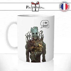 Mug Je Suis Pas Chiante Je S/'appelle Groot Gardiens Galaxie Tasse Personnalisée
