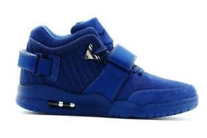 zapatillas azules nike hombre