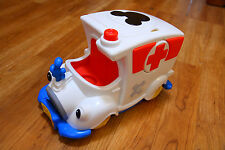 Rare Mickey Mouse Clubhouse Goofy's Ambulance Sound, Disney Store Works