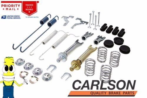 Complete Rear Brake Drum Hardware Kit Ford WINDSTAR 1995-2003 All Models